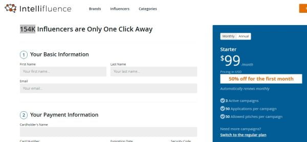 thextraordinarionly 154k influencers are only one click away from your active campaign.