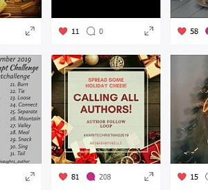 thextraodinarionly calling on all authors post on Instagram, @hazloe3