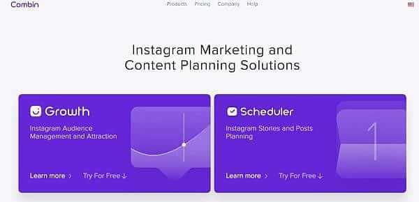 thextraodinarionly sign up to combin for Instagram Marketing and Content Planning Solutions