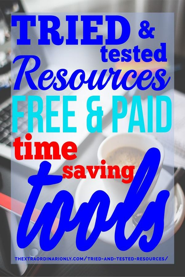 thextraordinarionly tried and tested resources and tools for internet business success blog post featured photo by Hazlo Emma