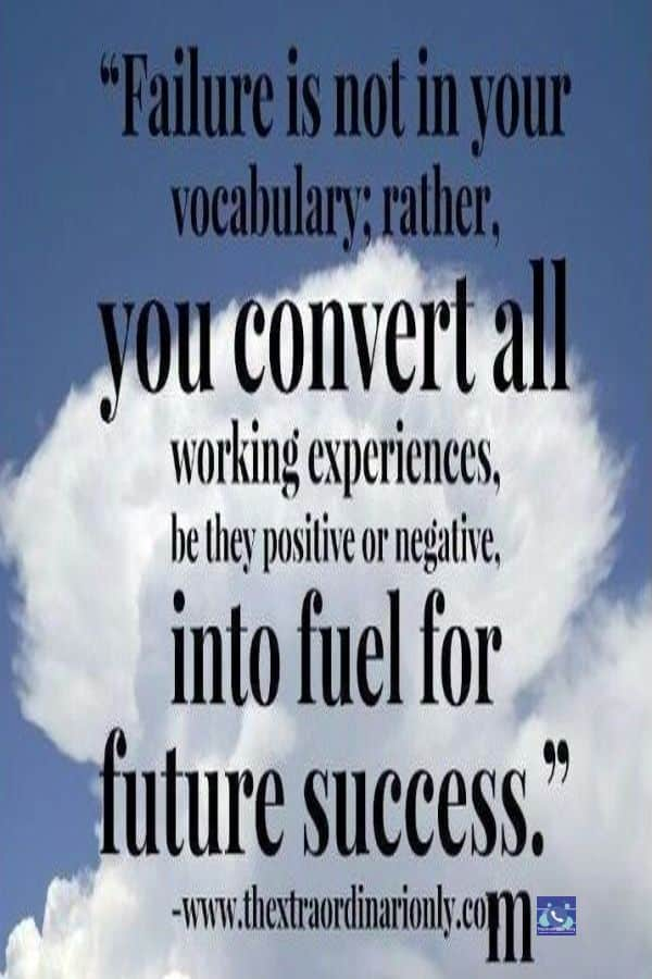 thextraordianrionly fuel for success quote